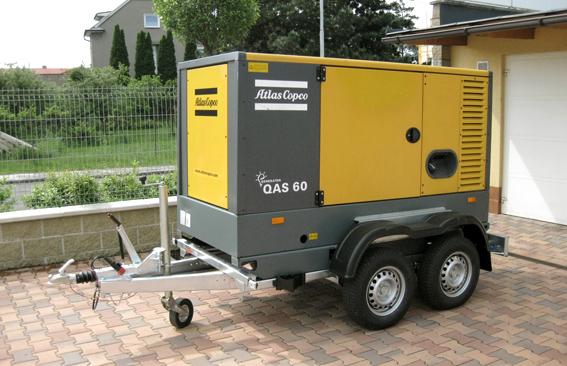 Reference_foto mobilní diesel agregát